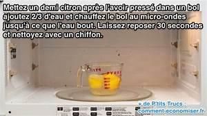 Nettoyer Micro Onde Citron : sites visiter le blog de fanny freya page 3 ~ Melissatoandfro.com Idées de Décoration