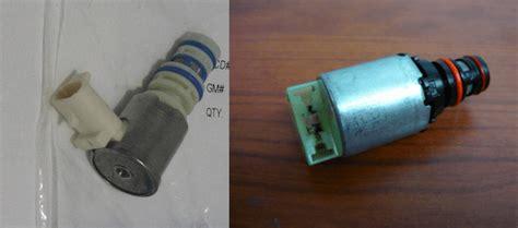 p pressure control solenoid  control circuit