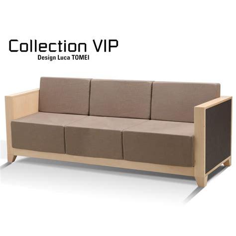 assise de canapé canapé 3 places pour salle d 39 attente ou salon