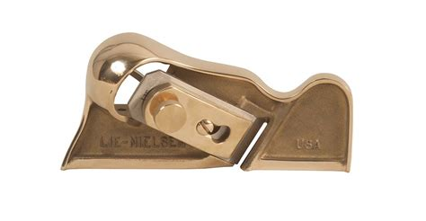 bronze edge plane left lie nielsen toolworks