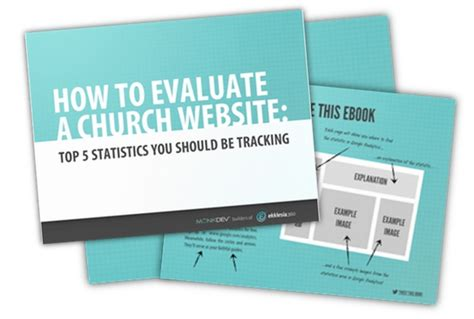Blog  Free Ebook The Top 5 Church Website Stats You