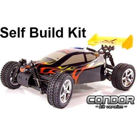 build rc car kit condor nitro buggy