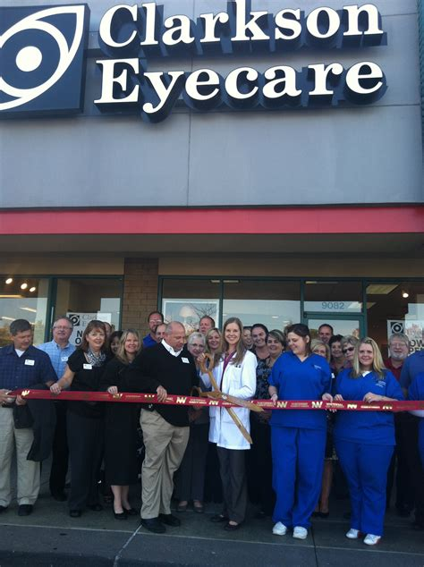 clarkson eyecare opens new office in overland