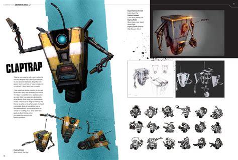 The Art Of Borderlands 2 Concept Art World