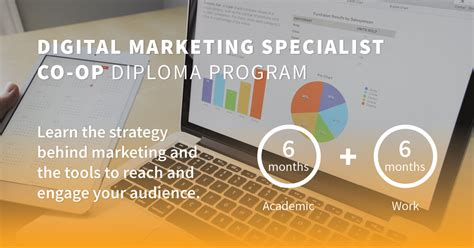 Digital Marketing Certificate Canada by Digital Marketing Specialist Co Op Diploma Program