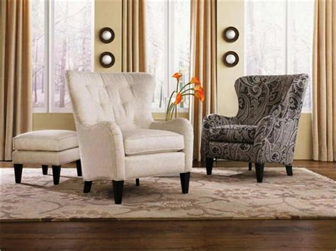 Contemporary Accent Chairs For Living Room  Home Combo