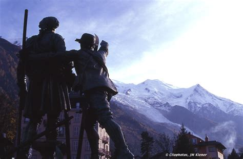 la premi 232 re ascension du mont blanc clio photo