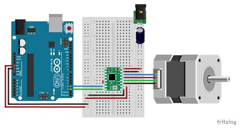 How Control Stepper Motor With Arduino