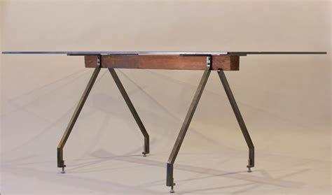 reception desk custom trestle desk for home or office