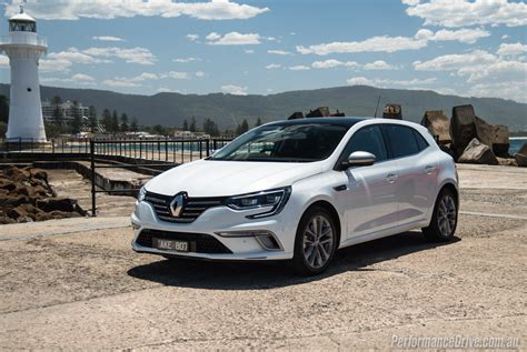 2017 Renault Megane Gt Line 12t Review Video