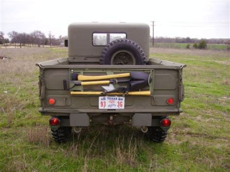 Pioneer Boats For Sale Near Me by Buy Used 1953 Dodge M37 3 4 Ton Truck In