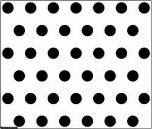 ben day stencils polka dot stencil pointillism With ben day dots template