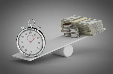 Time Vs Money Stock Photo - Download Image Now - iStock