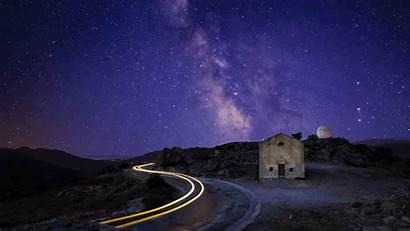 France Corsica Milky Way Bing Palasca Cappella
