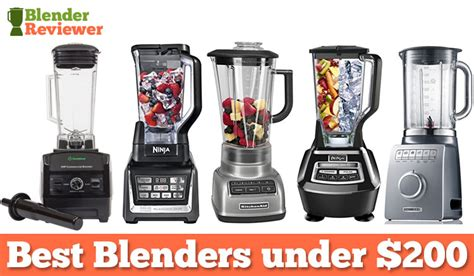 blender    top picks blender reviewer