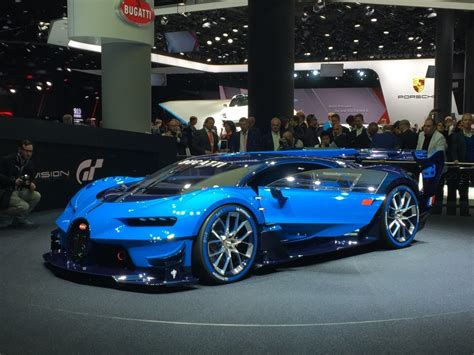 And today, this is the first photograph. 2019 Bugatti Vision Gran Turismo - Auto Car Update