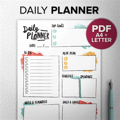 diys to do diy daily planner do it your self