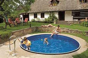 Bazény do země mountfield