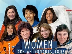 Hot Women Astronauts NASA - Pics about space