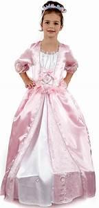deguisement princesse fille robe rose de princesse With robe deguisement fille