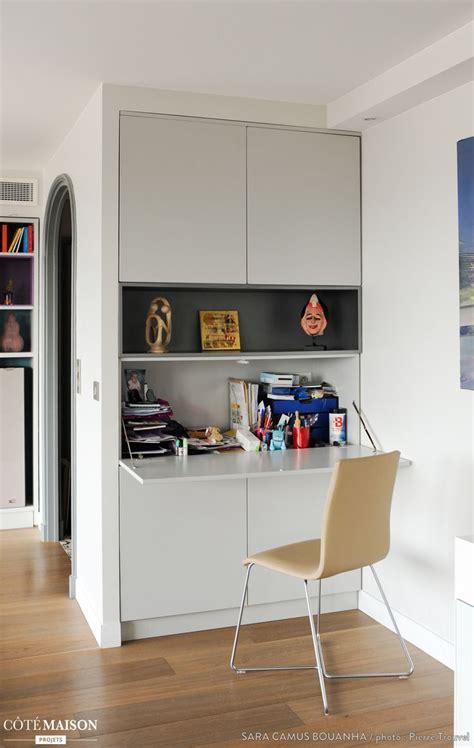 bureau petit espace coin bureau pour petits espaces le coin bureau se fait