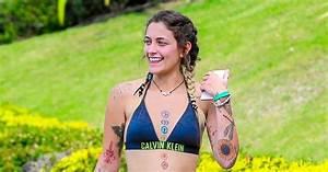Paris Jackson Flaunts Tattoos in Calvin Klein Bikini in