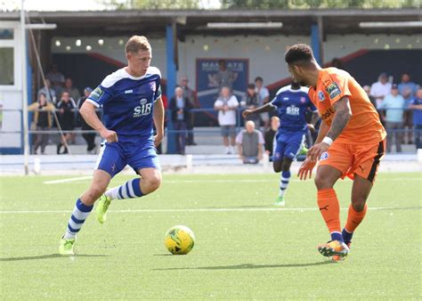 Margate 1 Enfield Town 1 - match report