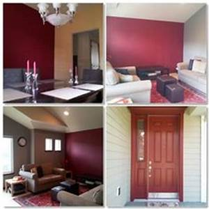 1000 images about sala on pinterest red walls burgundy With what kind of paint to use on kitchen cabinets for metal flower wall art hobby lobby