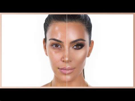 power  makeup kim kardashian west nikkietutorials
