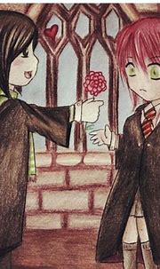 Severus Snape and Lily Evans   Snape and lily, Snape, Lily ...