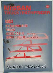 1993 Nissan Truck King Cab  U0026 Pathfinder Se Electrical