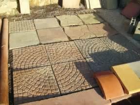 Piastrelle in cemento per esterno pavimenti esterni
