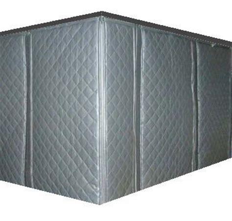 flexi sorb noise curtain system industrial