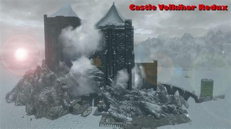 castle volkihar redux mod  elder scrolls  skyrim mod db