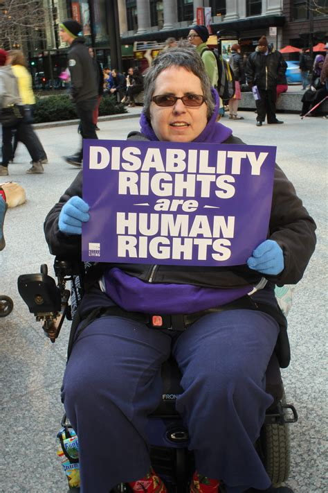 disability rights movement defends healthcare demands