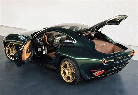 alfa romeo disco volante touring specifications