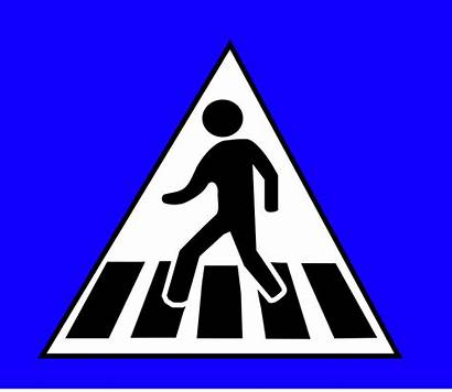 Clipart Signs Road Clip Traffic Library Arts