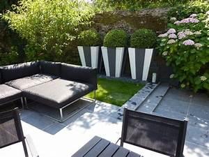 terrasse jardin paysagiste nantes 44 With photos amenagement jardin paysager 18 amenagement paysager en loire atlantique 44 les