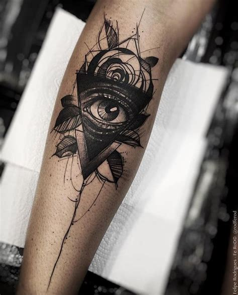 Best 25+ Illuminati Tattoo Ideas On Pinterest Illuminati