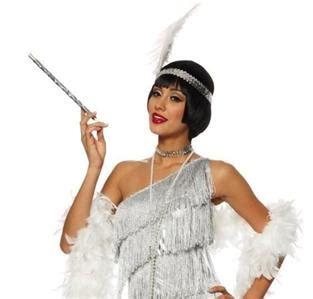 mode 20er jahre damen charleston flapper kleid 20er jahre motto silber damen kost 252 m
