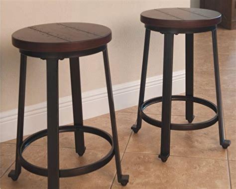 Best Price Bar Stools by Furniture Signature Design Challiman Bar Stool