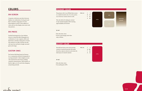 11 graphic design style guide template images style guide template free graphic design style