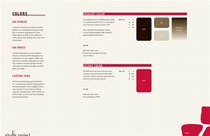11 Graphic Design Style Guide Template Images