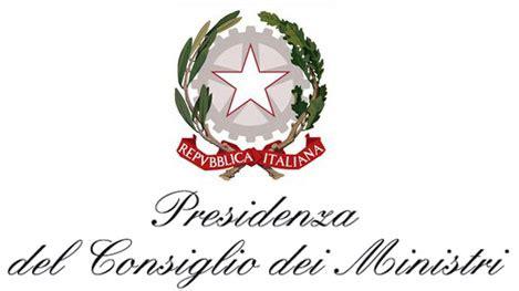 Presidenza Consiglio Dei Ministri by