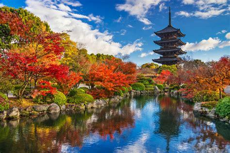 The best places for autumn colour