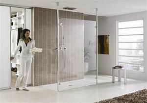 Neue Dusche Einbauen : ebenerdige dusche 23 aktuelle bilder ~ Michelbontemps.com Haus und Dekorationen