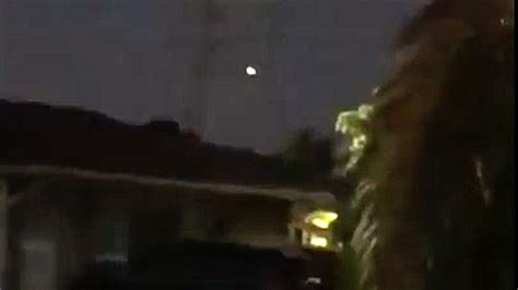 tamarac man sees ufo neighborhood tamarac talk