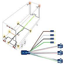similiar semi truck trailer wiring diagram keywords tractor trailer equipment at trailer parts superstore