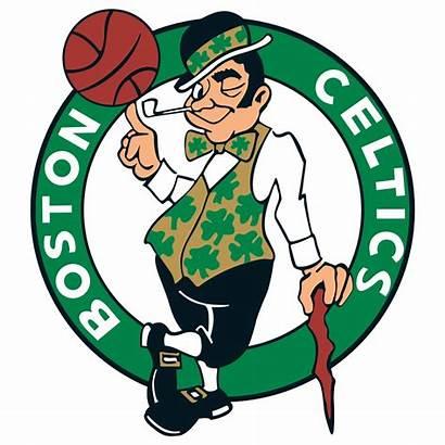 Celtics Boston Logos Escudos Logotipo Leprechaun Famoso