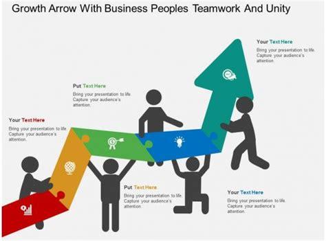 growth arrow  business peoples teamwork  unity flat
